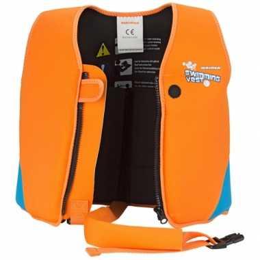 Oranje zwemvest 3 6 jaar 10073392